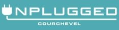 Unplugged-Courchevel Logo